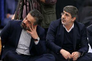 عکس/ محمدرضا طاهری و  محمود کریمی در دیدار با رهبرانقلاب