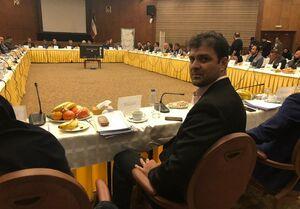 رئیس فدراسیون قایقرانی انتخاب شد +عکس