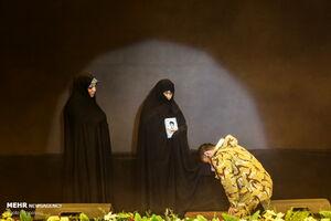 عکس/ یازدهمین جشنواره جوان سرباز