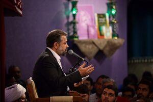 عکس/ جشن میلاد حضرت زهرا(س)در هیئت رایه العباس(ع)