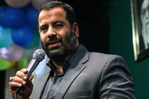 فیلم/ مداحی حماسی بذری در محضر رهبر انقلاب