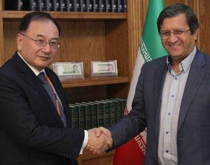 خبر همتی از بهبود روابط بانکی ایران و ژاپن +عکس