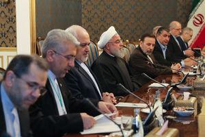 فیلم/ دل دفتر روحانی با ظریف صاف نشد!
