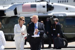 ترامپ زنِ دوستش را به سازمان ملل میفرستد! +عکس
