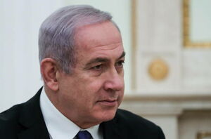 دیدار نتانیاهو با پوتین