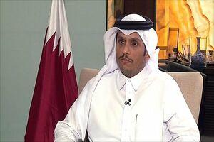 وزیر خارجه قطر نمایه