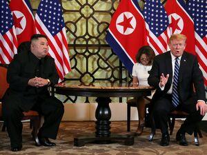 پامپئو و بولتون توافق با کره شمالی را به هم زدند