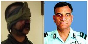 تلاش هند برای آزادی خلبان اسیر در پاکستان