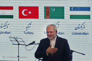 تشکر ظریف از رهبر انقلاب، سرلشکر سلیمانی و روحانی