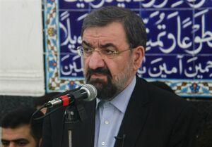 محسن رضایی: دولت خود را به خواب زده