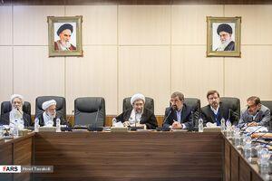 عکس/ جلسه مجمع تشخیص مصلحت نظام