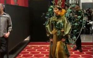 اینجا شو لباس در لاس وگاس نیست؛ تهران است!+فیلم