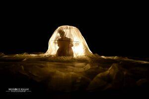 نمایش یکی از جنایتهای صدام در قیطریه + عکس