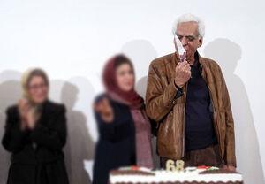 چاقوکشی کیومرث پوراحمد برای نظام در چهل سالگی انقلاب +فیلم