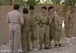 سان دیدن ربع پهلوی از نیروهای برانداز! +فیلم