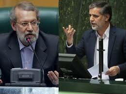 کنایه نقویحسینی به علی لاریجانی در مجلس