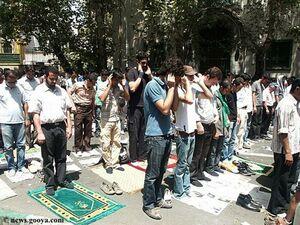 لطفا احکام اسلام را مثله نکنید! +عکس