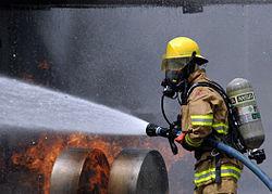 وسیله پر استفاده جدید در آتش نشانی