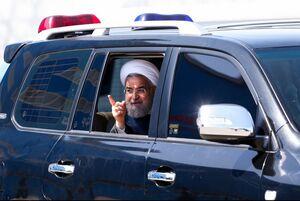 روحانی (۹۴): دولت تحمیل خودروی بیکیفیت به مردم را نمیپذیرد/ روحانی (۹۶): برخی تصور میکنند برجام شاه کلید است/ ظریف(۹۵): برجام برای لغو تحریم نبود