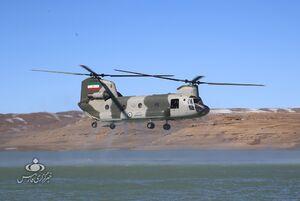 رزمایش آموزشی «پرواز روی آب» هوانیروز برگزار شد+تصاویر