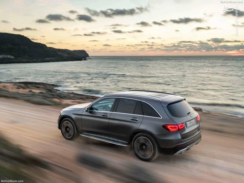 Mercedes-Benz GLC (2020)