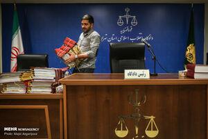 جلسه دوم دادگاه حسین هدایتی آغاز شد