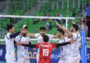 تیمهای حاضر در جام جهانی والیبال مشخص شدند
