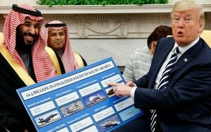 تماسهای ترامپ و سعودیها درباره «همکاری اتمی»