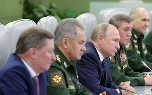 روسیه پیمان منع موشکهای اتمی با آمریکا را تعلیق کرد