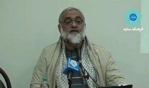 فیلم/ سروده سردار نقدی درباره بیانیه گام دوم انقلاب