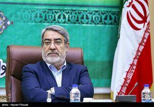 واکنش وزیرکشور به حواشی بازار موبایل و شکر/کالاهای شب عید تامین شده است