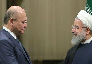 نظر رئیسجمهور عراق درباره روابط با ایران