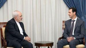 ظریف: به زودی به دمشق سفر میکنم
