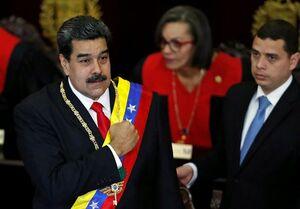همراهی مردم با مادورو
