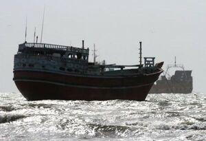 ناپدید شدن شناور تجاری ایران در خلیج فارس