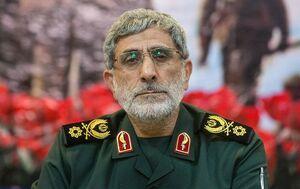 گفتوگوی تلفنی سردار «قاآنی» با رئیس حماس