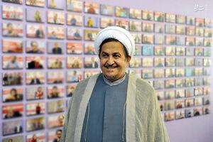 محمد علی زم در ایستگاه پایانی دروغ+فیلم و عکس