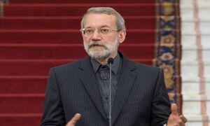 لاریجانی: روابط ایران و عراق در نهایت صمیمیت برقرار است