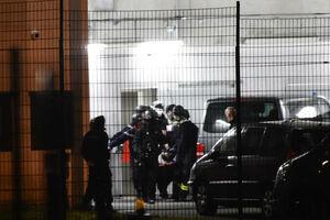 عکس/ درگیری خونین در زندان