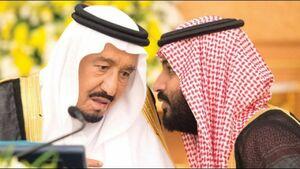 سقوط محمد بن سلمان