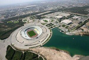 حراج ورزشگاه آزادی برای یک مشت اسکناس