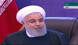 فیلم/ روحانی: مردم آزاد هستند به دولت انتقاد کنند