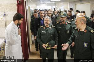 افتتاح بزرگترین بیمارستان نیروی دریایی سپاه