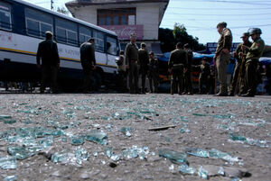 انفجار خونین در «جامو» هند