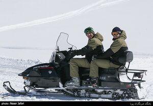 عکس/ پلیس کوهستان