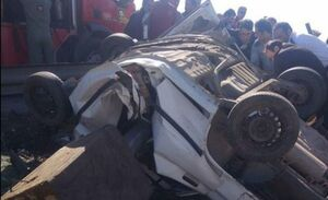 فیلم/ هزینه میلیاردی تصادفات در ایران