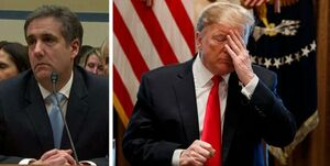 تشدید دعوای ترامپ و مایکل کوهن