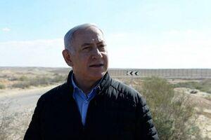 تیراندازی به پایگاه صهیونیستها همزمان با بازدید نتانیاهو +عکس