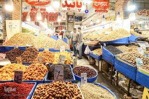 عکس/ آمادگی بازار تهران برای پذیرایی از مردم