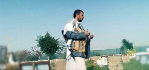 عبدالملک حوثی رهبر انصارالله